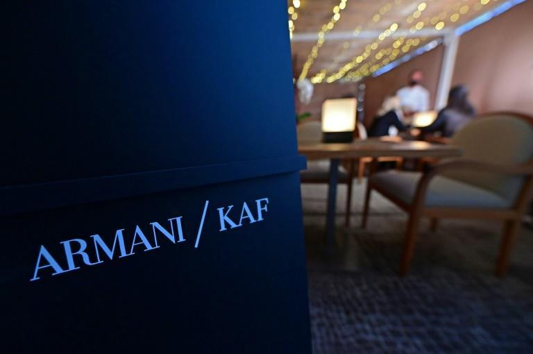 Training of chefs in kosher requirements is well underway at the Armani/Kaf restaurant