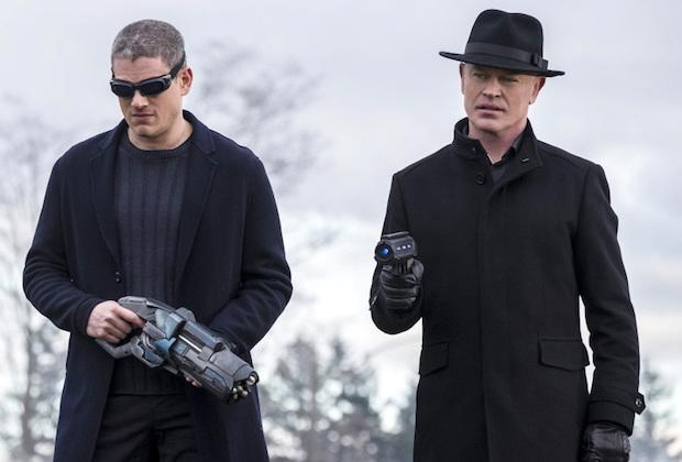Season 3 is looking very Cold and Darhk for the Legends of Tomorrow. The CW has announced that Wentworth Miller and Neal McDonough will reprise their roles as former Legion of Doom members Leonard Snart and Damien Darhk. McDonough will be a series regular, while Miller will recur. In other casting news, original cast member […]