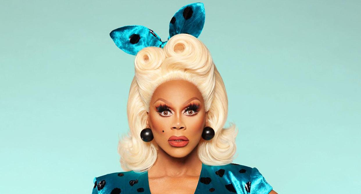 Programme Name: RuPaul's Drag Race UK series 3 - TX: n/a - Episode: RuPaul's Drag Race UK series 3 - generics (No. n/a) - Picture Shows:  RuPaul - (C) World of Wonder - Photographer: Unknown