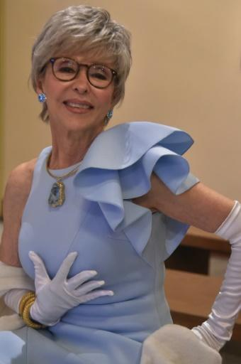 """Actress, singer, dancer Rita Moreno is currently the only Latina among 12-strong esteemed """"EGOT"""" winners circle, those who have bagged each an Emmy, a Grammy, an Oscar and a Tony award"""