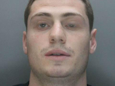 Shaun Walmsley has been on the run since 21 February: Merseyside Police