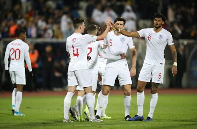 Euro 2020 Qualifier - Group A - Kosovo v England