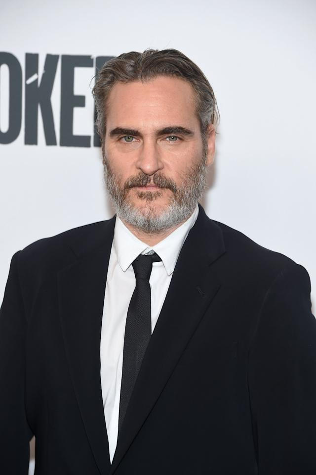 """<b>""""I know you started the f------ Cher thing, Larry. F--- making fun of me. Like I'm a f------ diva. It's not even an insult. Cher, really? Singer, actor, dancer, fashion icon — how's that a f------ insult?""""</b>  — Joaquin Phoenix, <a href=""""https://people.com/movies/joaquin-phoenix-says-hes-embarrassed-over-his-joker-meltdown-where-he-curses-people-out"""">exploding at<i>Joker</i> crew members</a> in an outtake that he was unexpectedly shown and promptly apologized for, on <i>Jimmy Kimmel Live!</i>"""