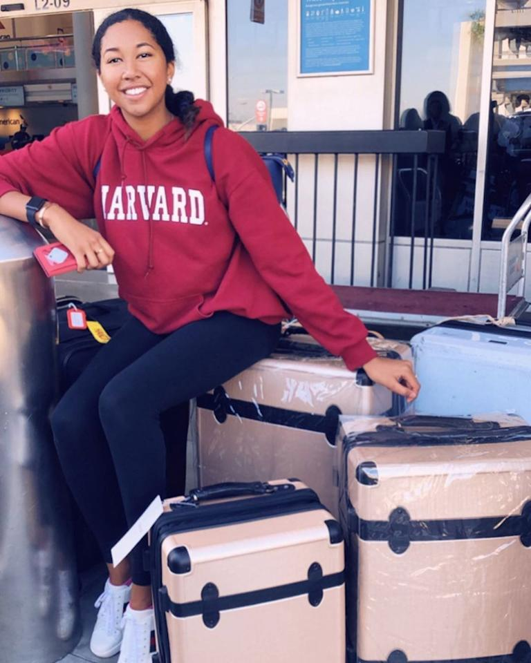 """Kimora Lee Simmons and ex-husband Russell Simmons are proud parents of a soon-to-be Harvard freshman.  At only 16, Aoki Lee got accepted to the illustrious institution, in addition to Dartmouth, Vassar and Barnard College. Mom Kimora announced the exciting news on Instagram, <a href=""""https://www.instagram.com/p/Bvk4R3-nBby/?utm_source=ig_embed"""">writing</a>, """"Yaaaayyyyy @aokileesimmons!! She's on her way to #Harvard!! We are so proud of YOU!! Such hard work and only 16! You did it! It took years of super dedication and lots of tears! But HERE YOU ARE!!! GO GIRL!!!"""""""
