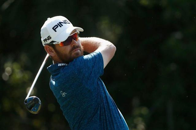 Louis Oosthuizen has a share of The Players lead. (Getty Images)