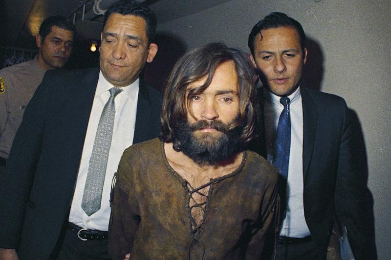 Manson orchestrated the killings of nine people in 1969: AP