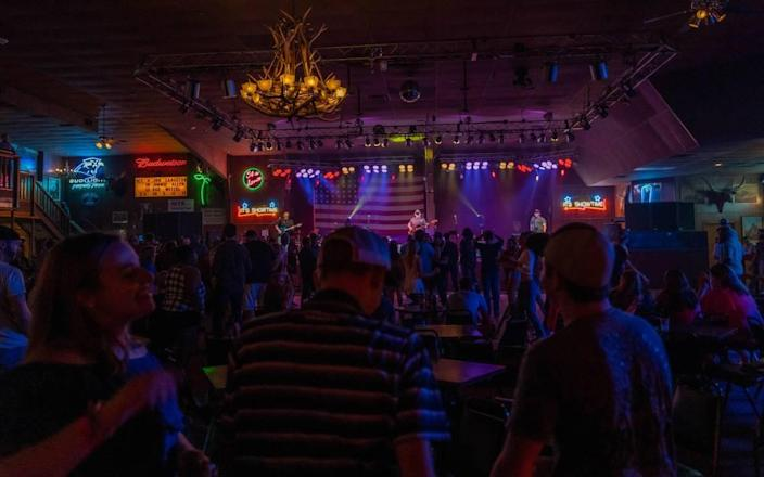 """Coyote Joe's country music-themed venue on Wilkinson Boulevard will reopen Friday, co-owner Allan Presley said. After being closed for nearly a year, """"that was a nice piece of good news on a lovely spring afternoon,"""" Presley said."""