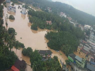 Kerala floods: IMD predicts few spells of rain or thundershowers for state in next five days; 88 dead, 19 missing so far