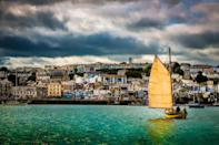 """<p>Cornwall is undoubtedly one of the most stunning places in the UK. Known for its local surfers, artists and nature, the area is a must-visit. We recommend Falmouth, where you can visit the National Maritime Museum and Pendennis Castle, a well-preserved 16th-century fortress built by Henry VIII.</p><p><a class=""""link rapid-noclick-resp"""" href=""""https://go.redirectingat.com?id=127X1599956&url=https%3A%2F%2Fwww.booking.com%2Fcity%2Fgb%2Ffalmouth.html&sref=https%3A%2F%2Fwww.cosmopolitan.com%2Fuk%2Fentertainment%2Ftravel%2Fg30397906%2Fbest-places-to-visit-uk%2F"""" rel=""""nofollow noopener"""" target=""""_blank"""" data-ylk=""""slk:BOOK NOW"""">BOOK NOW</a></p>"""