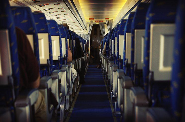 A curvy woman who was body-shamed by a fellow passenger on an airplane decided to speak up.