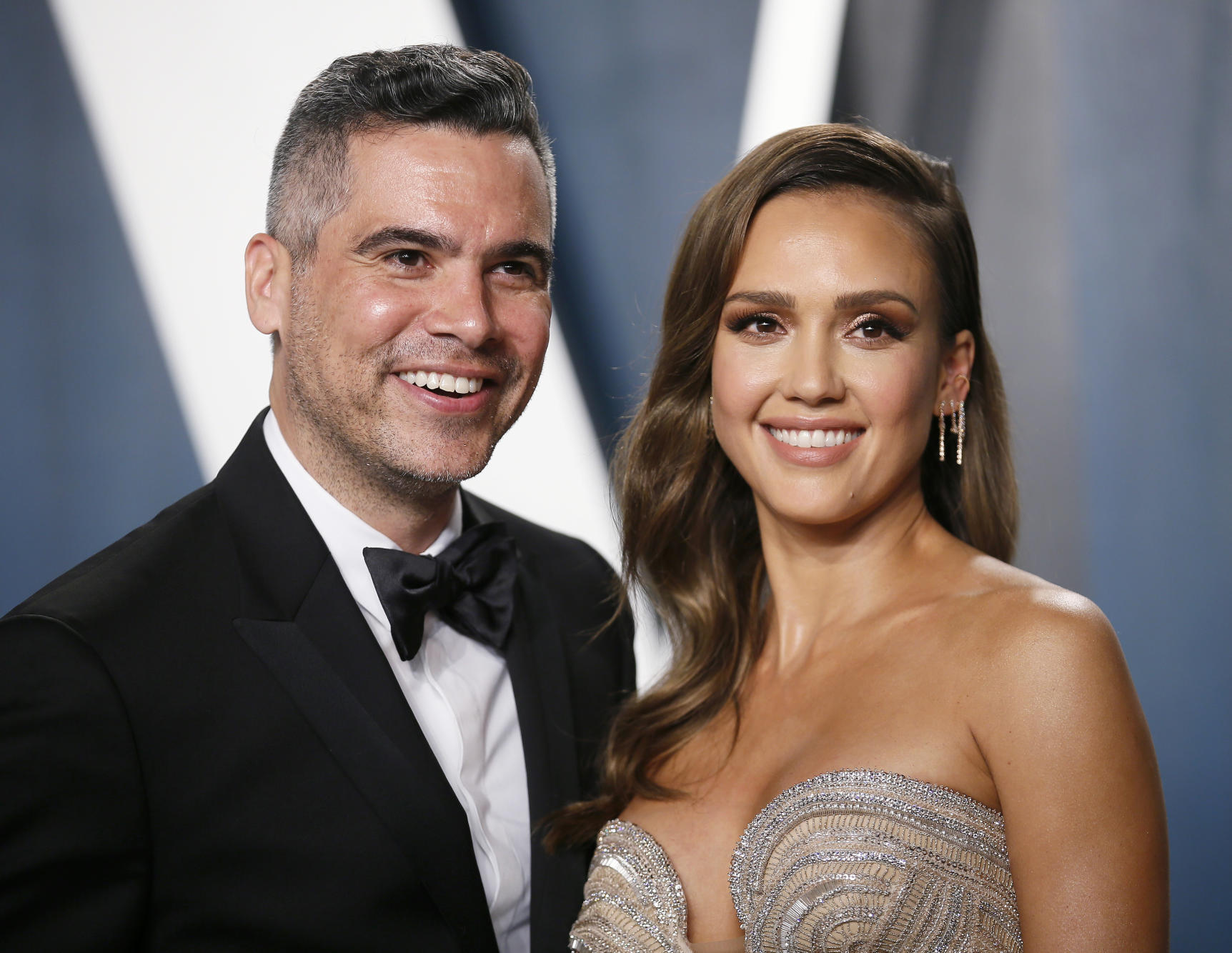 Jessica Alba started crying when her daughter, 9, walked