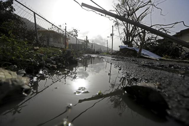 Puerto Rico was ravaged by the impacts of Hurricanes Irma and Maria.