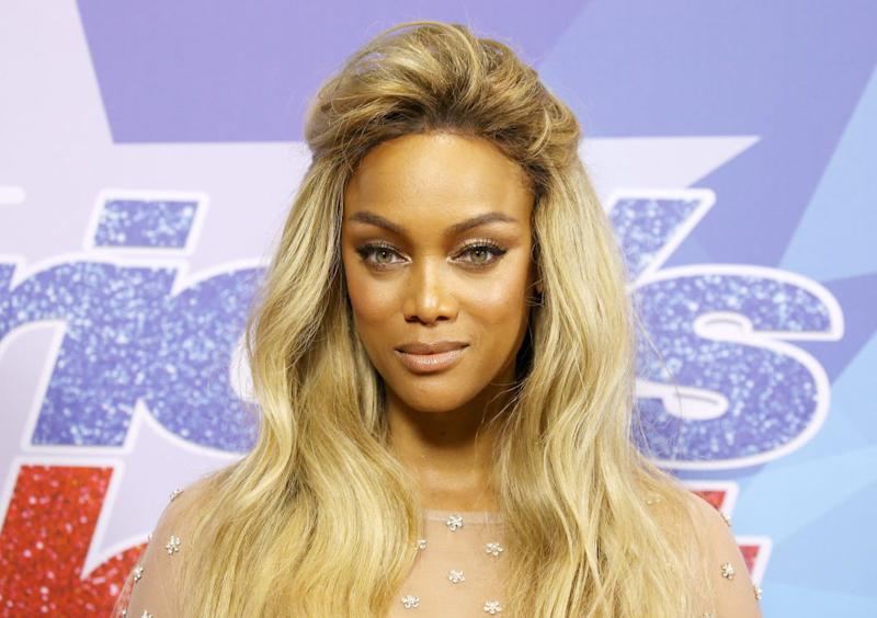 Tyra Banks opened up about sexual misconduct in the fashion world