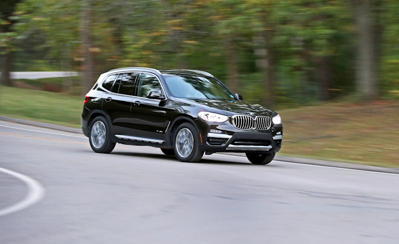 2018 Bmw X3 Yahoo Autos Post