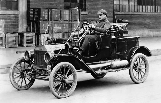 Ford's first Model T