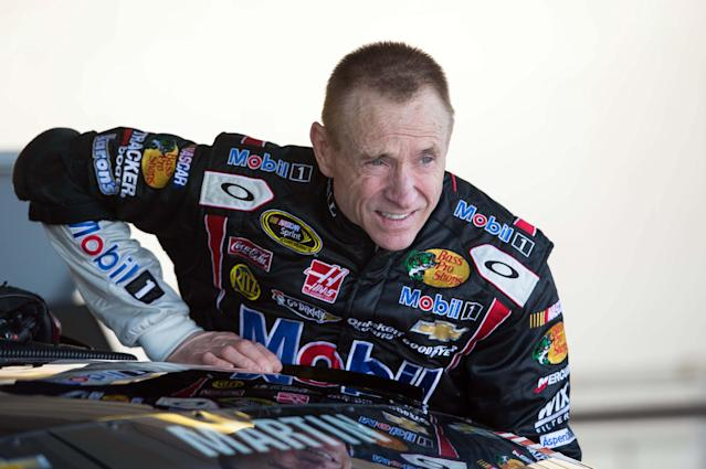 Mark Martin joins Roush Fenway Racing as a driver development coach