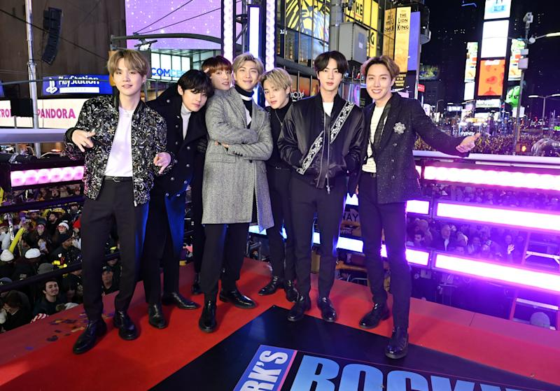 BTS Announces Release Date For