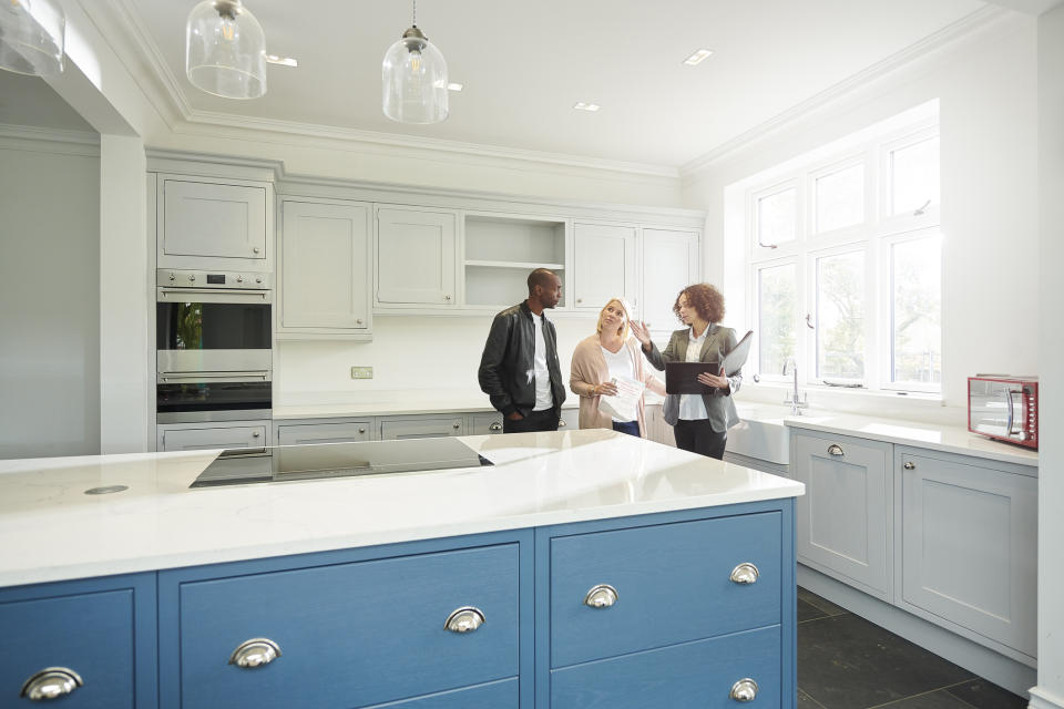 Home buyers would like to see gazumping made illegal. (Getty Images)