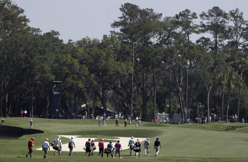 Change _ good and bad _ comes quickly at the TPC Sawgrass