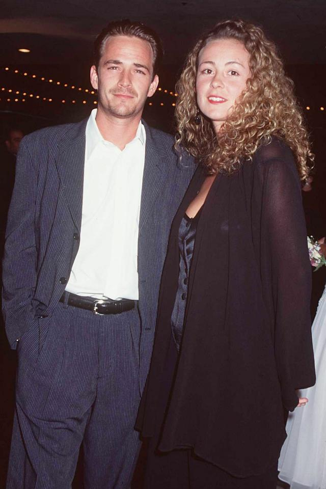 """<p>Perry was married to Rachel """"Minnie"""" Sharp from 1993 to 2003. They have two children together, Jack and Sophie.</p>"""