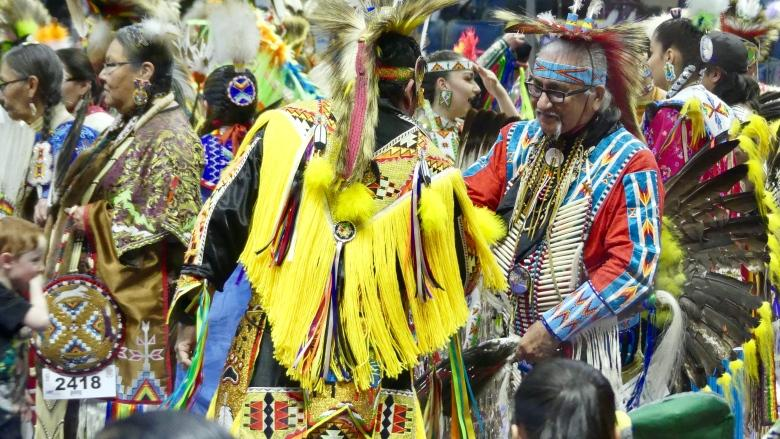 Celebrating spring with annual university powwow in Regina