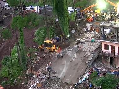 Himachal Pradesh building collapse: Seven, including six army personnel, dead in Solan accident; SAR ops to conclude today
