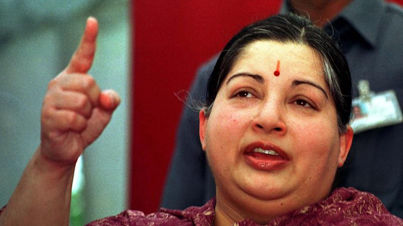 SC Denies K'taka Govt Petition: No 100 Cr Fine for Jayalalithaa