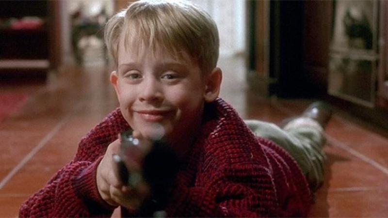 Culkin in Home Alone (Credit: Fox)