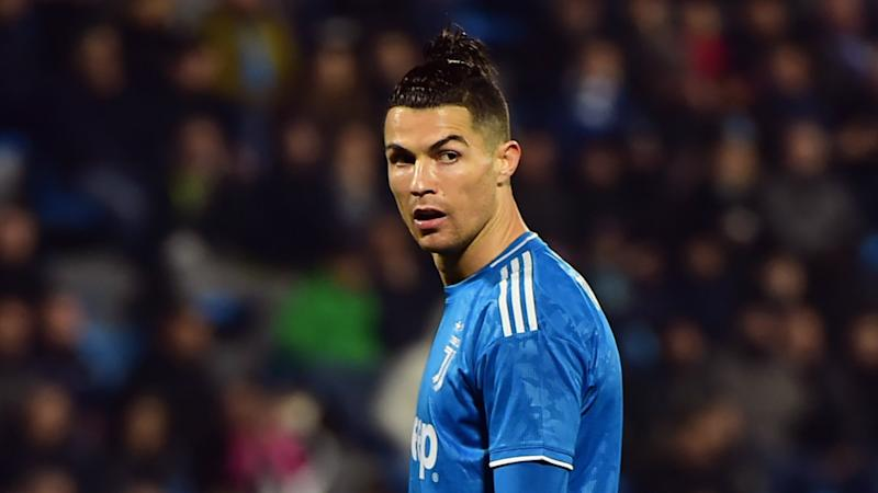 Lyon have no plan to stop Ronaldo, admits Garcia