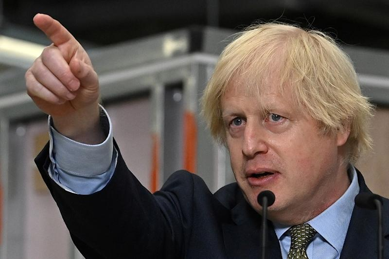 UK PM Johnson: We Have to Stick Up For Our Friends in Hong Kong