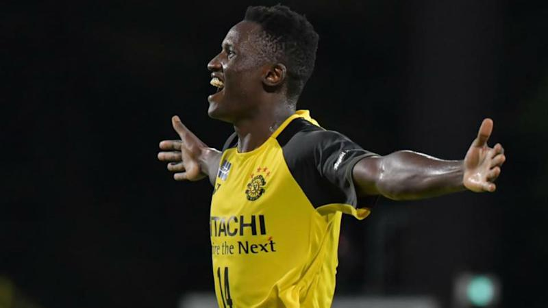 Olunga: Kenya striker explains why he anticipated tough season at Kashiwa Reysol
