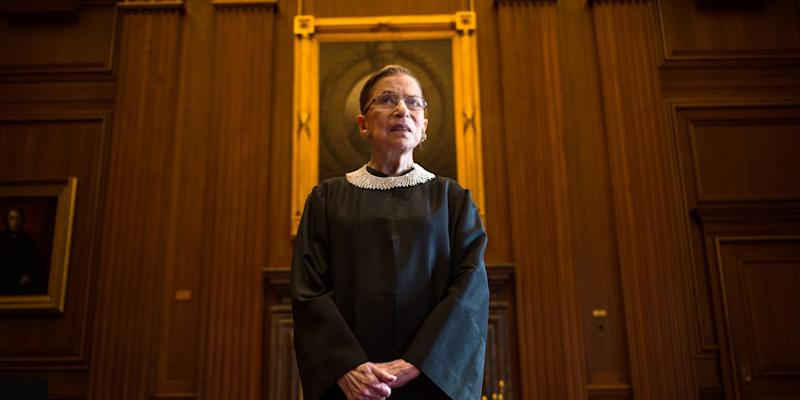 5 ways Ruth Bader Ginsburg was a formidable force for good