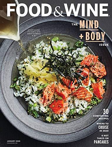 Food&Wine Magazine. (Photo: Amazon)