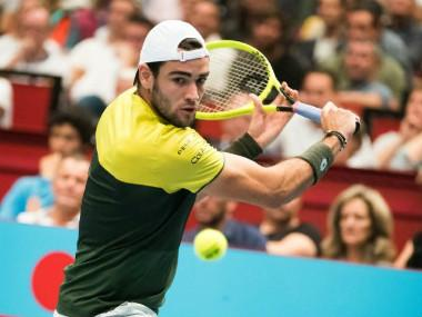 Tennis rankings: Italy's Matteo Berrettini jumps into ATP top 10 for first time in his carrer; Novak Djokovic holds top spot