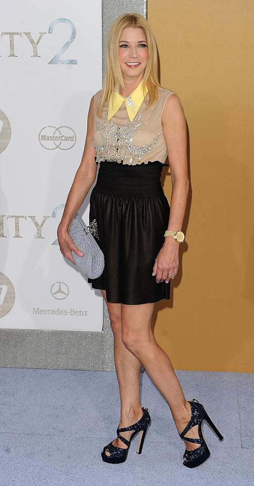 "<a href=""http://movies.yahoo.com/movie/contributor/1809121284"">Candace Bushnell</a> at the New York City premiere of <a href=""http://movies.yahoo.com/movie/1810111276/info"">Sex and the City 2</a> - 05/24/2010"