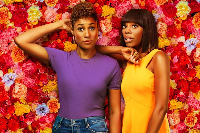 Comedy: stars Issa Rae and Yvonne Orji (HBO)