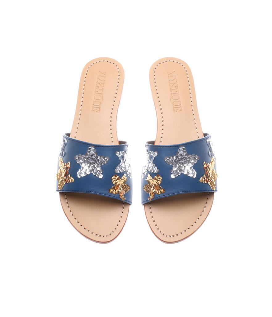 "<p>Star Slides, $163, <a href=""https://www.shopbop.com/star-slide-mystique/vp/v=1/1598584518.htm?folderID=13441&fm=other-shopbysize-brand-viewall&os=false&colorId=12560"" rel=""nofollow noopener"" target=""_blank"" data-ylk=""slk:shopbop.com"" class=""link rapid-noclick-resp"">shopbop.com</a> </p>"