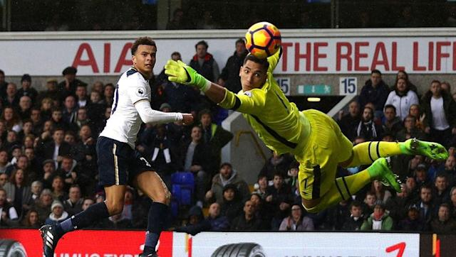 <p>In just his second season in the Premier League, Dele Alli has scored 13 goals in 26 games. </p> <br><p>His link up play with Harry Kane has been exceptional and a license to stay forward this season has been a big reason why he has been so prolific in front of goal. He is given little defensive responsibility and as a result has been changing games further up the pitch. </p> <br><p>If Spurs are to chase Chelsea all the way, Alli's attacking contribution will be key.</p>