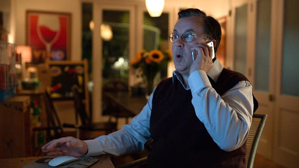 """A picture of Jeremy Swift in """"Ted Lasso"""" season two."""