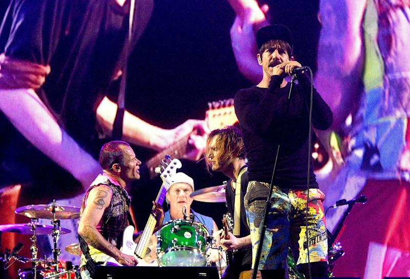Red Hot Chili Peppers Album, Tour Dates & Concert Tickets