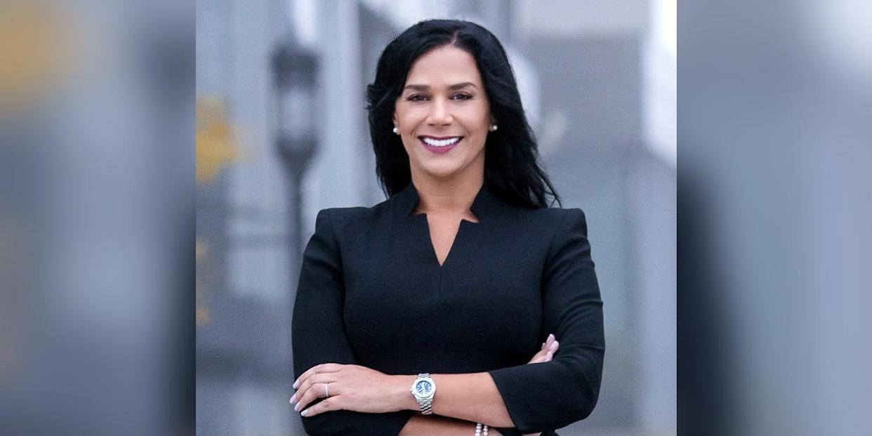 Yvonne Garcia, chief of staff to State Street chairman and CEO, global head of internal communications and head of Global CEO Experience Program, State Street Corporation