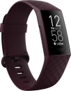 """<p><strong>Fitbit</strong></p><p>amazon.com</p><p><strong>$141.00</strong></p><p><a href=""""https://www.amazon.com/dp/B084CQ41M2?tag=syn-yahoo-20&ascsubtag=%5Bartid%7C10049.g.28172667%5Bsrc%7Cyahoo-us"""" rel=""""nofollow noopener"""" target=""""_blank"""" data-ylk=""""slk:Shop Now"""" class=""""link rapid-noclick-resp"""">Shop Now</a></p><p>The fourth iteration of the Fitbit Charge (hence the 4) doesn't have a giant screen like the Ionic or the Versa fam, but it does automatically adjust to suit how bright your environment is and displays fun facts about your activity, like your heart rate, steps, and where you are in your menstrual cycle. It also sends push notifications from your phone. </p><p>You'll also get reminders to move, guided breathing sessions, and real-time pace and distance tracking on your runs. Plus, the Charge 4 = waterproof. So you can wear it in the pool to track your swims, in the shower when you're too lazy to take it off, or, um, in a hot tub. Voilà.</p>"""