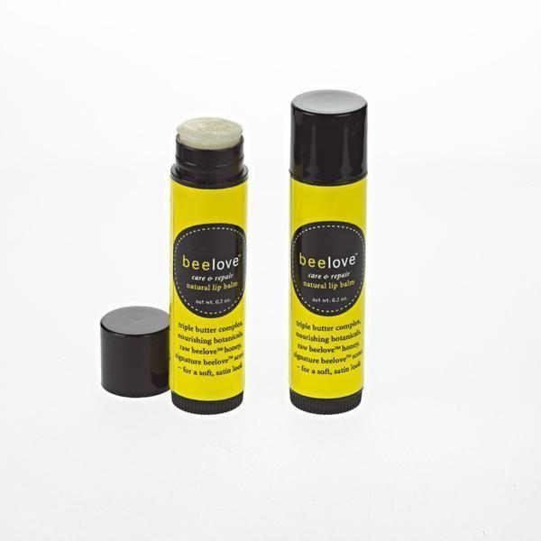 """<p><strong>Beelove</strong></p><p>beelovebuzz.com</p><p><strong>$5.00</strong></p><p><a href=""""https://beelovebuzz.com/products/beelove-care-repair-natural-lip-balm-marianos"""" rel=""""nofollow noopener"""" target=""""_blank"""" data-ylk=""""slk:Shop Now"""" class=""""link rapid-noclick-resp"""">Shop Now</a></p><p>Sure, other lip balms may boast wilder flavors and colors, but Beelove has it wear it counts: There are three kinds of botanical butters (mango, cocoa, and shea), so it's ultra-moisturizing.</p>"""