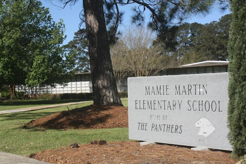 Majority white classrooms and virtually all black classrooms are the norm at Mamie Martin Elementary School in Brookhaven, a situation also seen at Brookhaven Elementary School and Lipsey Middle School.