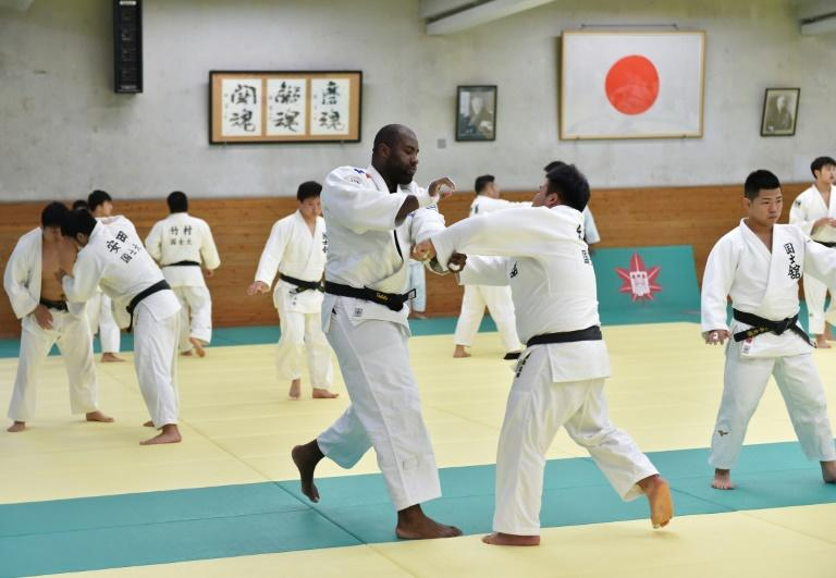 Riner, 29, has not ruled out competing on home turf in the 2024 Paris Olympics
