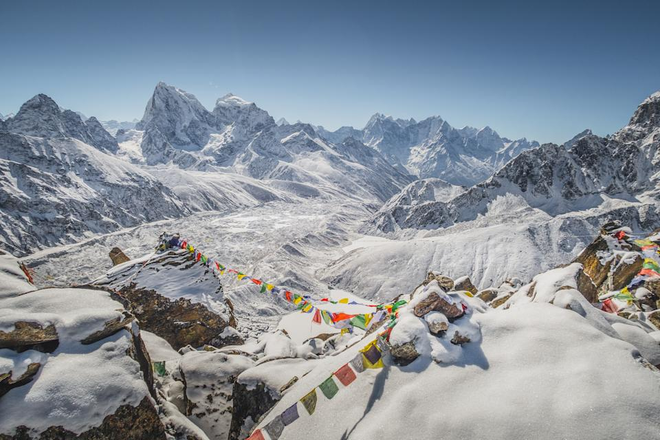 Gokyo Peak, Everest Region, Nepal