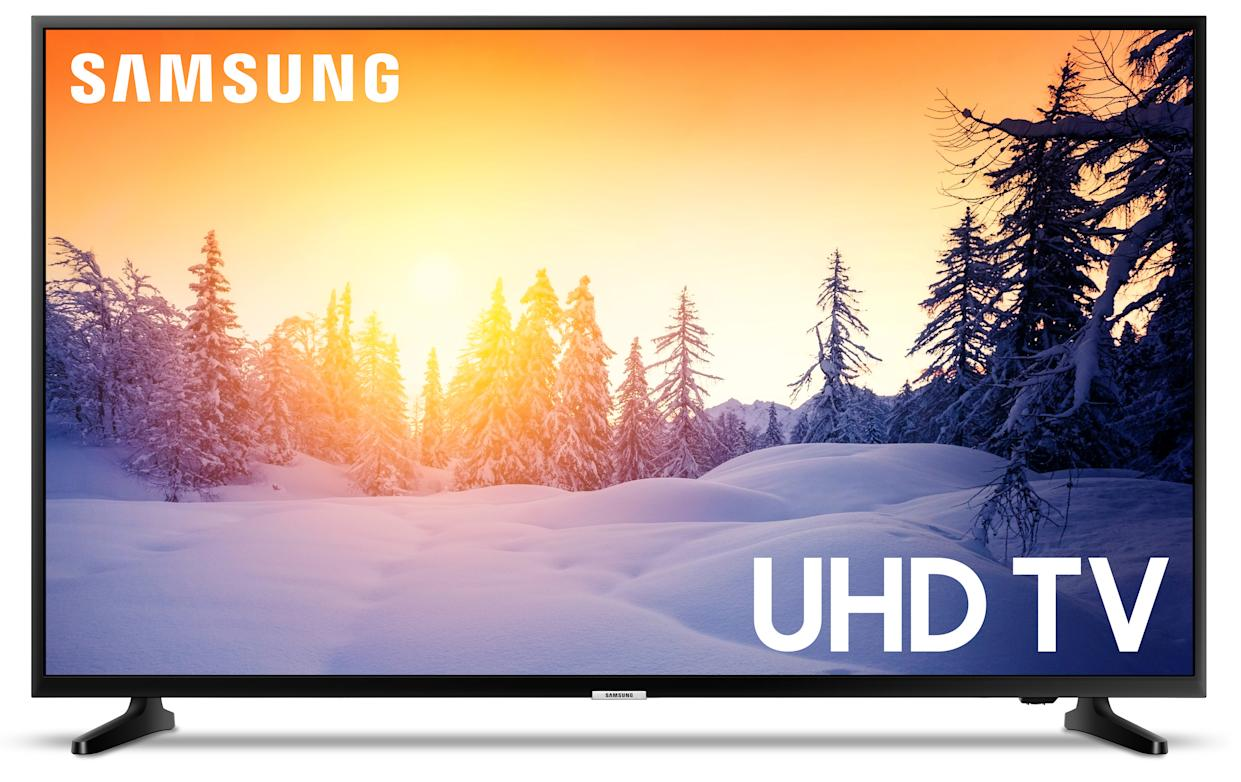 At 54% off, this 43-inch TV is too cheap to pass up. (Photo: Walmart)