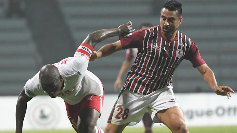 I-League REPORT - Aizawl 1-0 Mohun Bagan - Zotea's late strike leave Reds on the brink of history.
