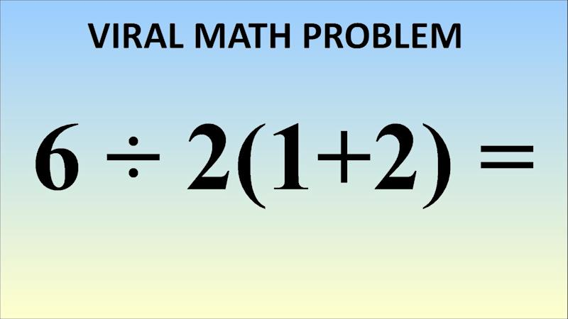 High Quality This New Math Problem Is Driving The Internet INSANE