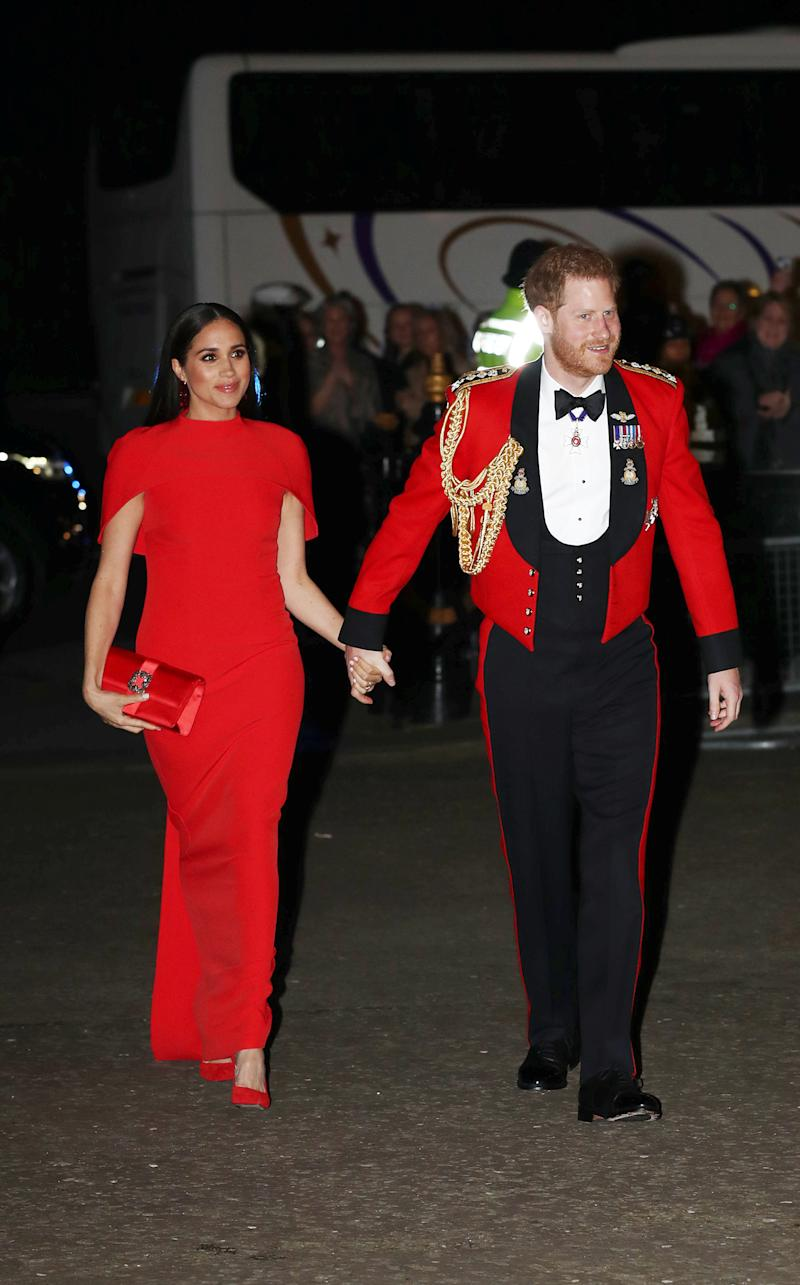 The Duke And Duchess Of Sussex Attend Mountbatten Music Festival (WPA Pool / Getty Images)